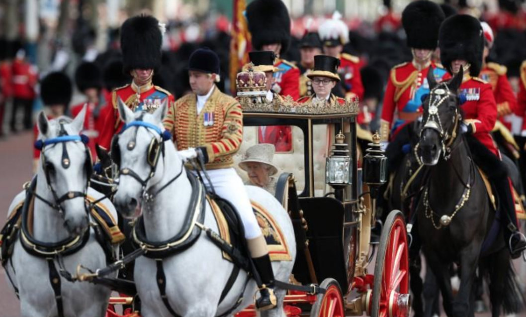 Desfile Reina Isabel