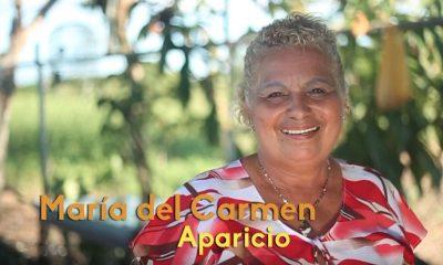 Maria del Carmen Aparicio