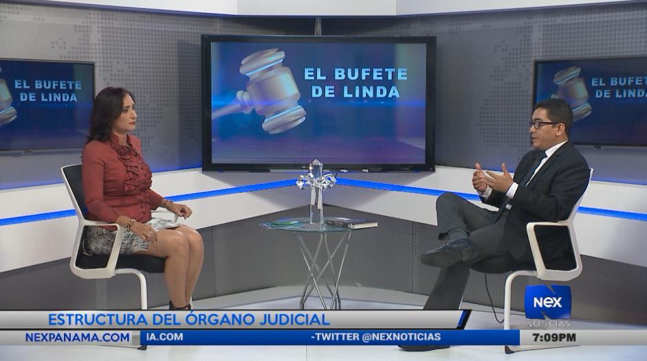 El Bufete De Linda Estructura Del órgano Judicial Nexpanama