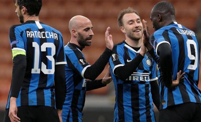 Inter Milán dice todo su plantel da negativo a pruebas ...
